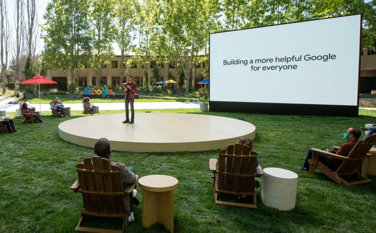 Google I/O 2021: Being helpful in moments that matter