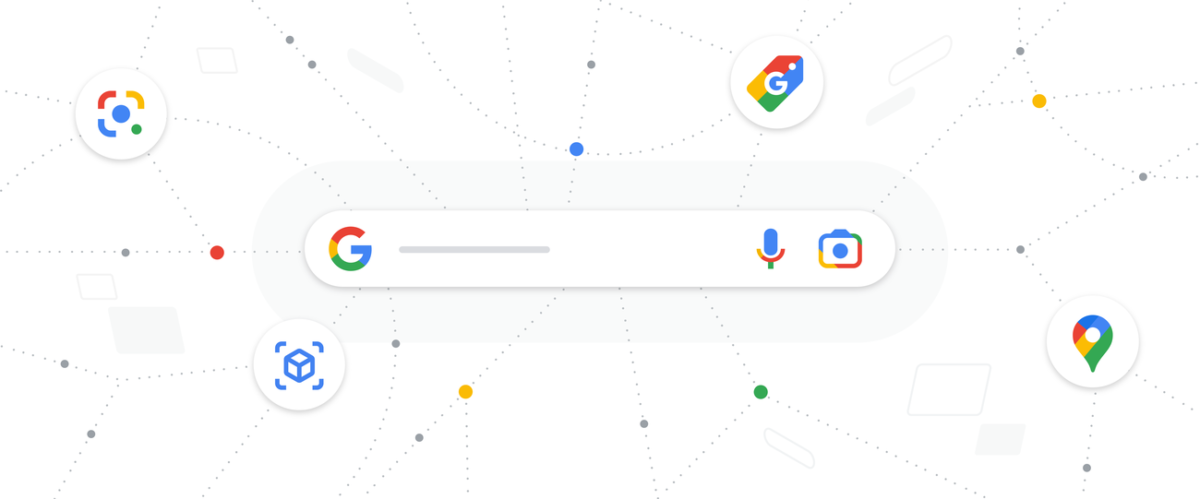 Search, explore and shop the world's information, powered by AI