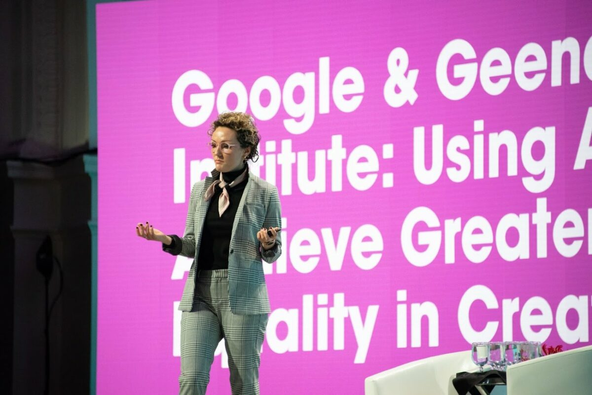 Leveling the playing field in sports — and at Google
